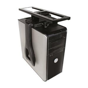 CPU holder, 360 swivel, storable on 17'' glide track, tri-lo